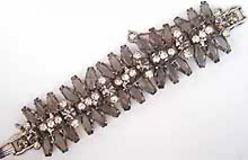 Newly Added DeLizza & Elster Black Diamond Bracelet