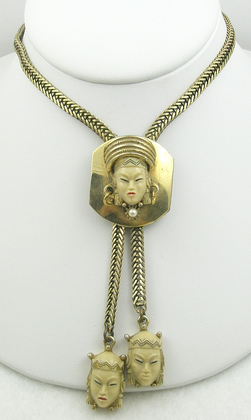 Newly Added Selro Asian Princess Necklace