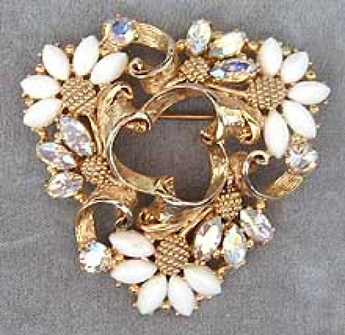 Newly Added Schiaparelli Brooch
