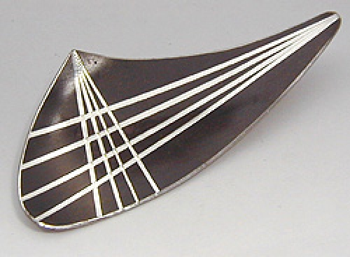 Newly Added Jorgen Jensen Brooch