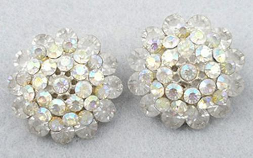 Newly Added Rhinestone & Aurora Earrings