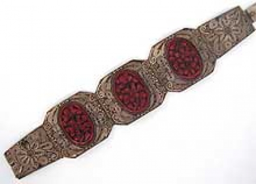 Newly Added Chinese Filigree Bracelet