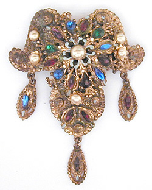 Newly Added Alexander Korda Thief of Bagdad Brooch