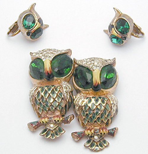 Newly Added Corocraft Owls Duette Set