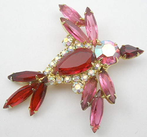 Newly Added DeLizza & Elster Bird Brooch