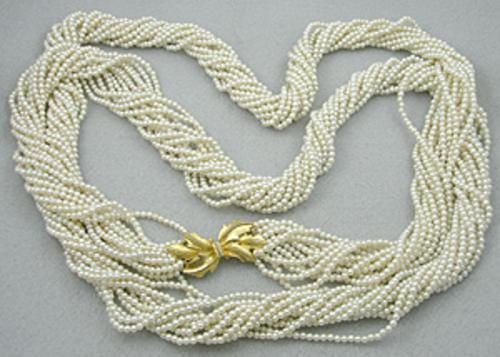 Newly Added Alice Caviness Pearl Torsade Rope