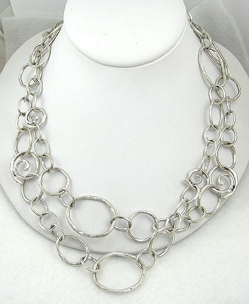 Newly Added Sigrid Olsen Silver Chain Necklace