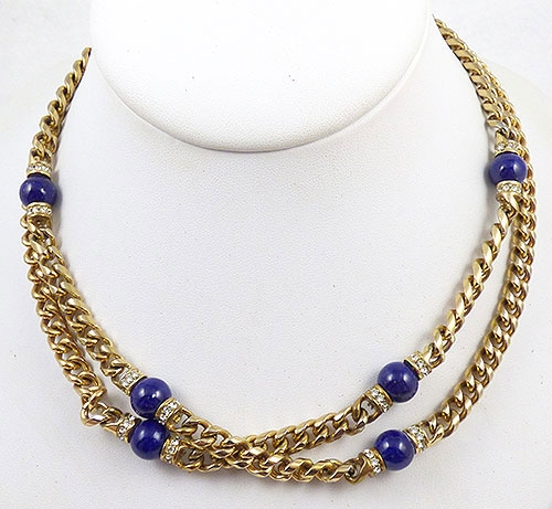 Newly Added Henkel and Grossé Gold Chain Necklace