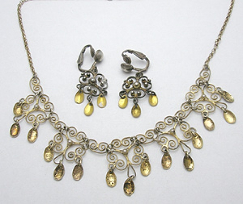 Newly Added Solje Necklace Set